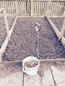 All dug