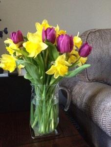 Spring in a jug